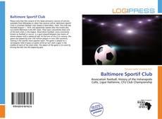 Couverture de Baltimore Sportif Club