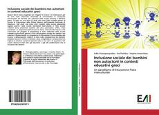Copertina di Inclusione sociale dei bambini non autoctoni in contesti educativi greci