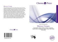 Обложка Marcos Crespo
