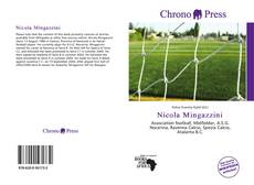 Portada del libro de Nicola Mingazzini
