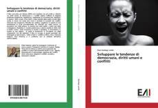 Copertina di Sviluppare le tendenze di democrazia, diritti umani e conflitti