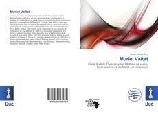 Portada del libro de Muriel Valtat