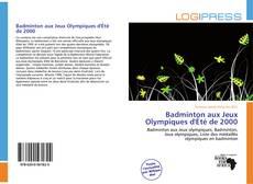 Обложка Badminton aux Jeux Olympiques d'Été de 2000