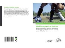 Nicklas Helenius Jensen kitap kapağı