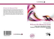 Borítókép a  Wilsonville Memorial Park - hoz