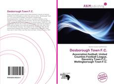 Bookcover of Desborough Town F.C.
