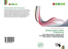 Buchcover von Embarcadero (San Francisco)