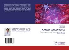 Buchcover von PLATELET CONCENTRATES