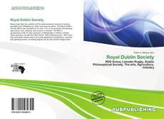 Capa do livro de Royal Dublin Society