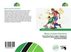 Borítókép a  Boca Juniors Carolina - hoz
