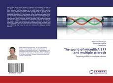 Capa do livro de The world of microRNA-377 and multiple sclerosis