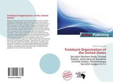 Copertina di Trotskyist Organization of the United States
