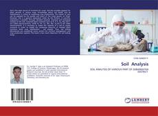 Bookcover of Soil Analysis