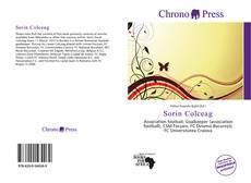 Bookcover of Sorin Colceag