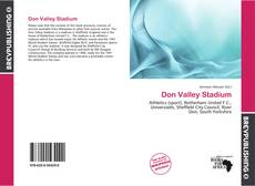 Bookcover of Don Valley Stadium