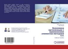 Bookcover of Экономика организации с применением элементов методики CLIL