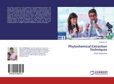 Portada del libro de Phytochemical Extraction Techniques
