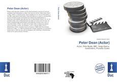 Peter Dean (Actor) kitap kapağı