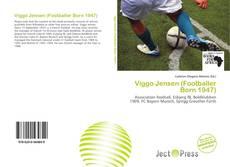 Copertina di Viggo Jensen (Footballer Born 1947)