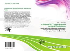 Bookcover of Communist Organisation in the British Isles