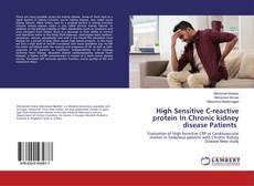 Capa do livro de High Sensitive C-reactive protein In Chronic kidney disease Patients