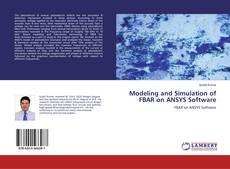 Buchcover von Modeling and Simulation of FBAR on ANSYS Software