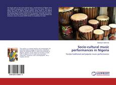 Обложка Socio-cultural music performances in Nigeria