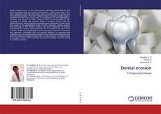 Bookcover of Dental erosion