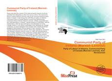 Bookcover of Communist Party of Ireland (Marxist–Leninist)