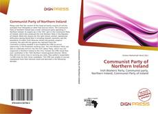 Bookcover of Communist Party of Northern Ireland