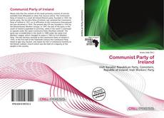 Bookcover of Communist Party of Ireland