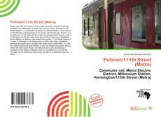 Buchcover von Pullman/111th Street (Metra)