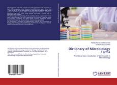 Dictionary of Microbiology Terms kitap kapağı