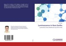 Capa do livro de Luminescence in Rare Earths