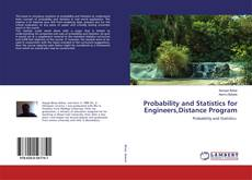 Bookcover of Probability and Statistics for Engineers,Distance Program