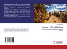 Bookcover of Journey of an Outsider