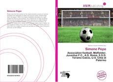 Bookcover of Simone Pepe