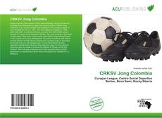 Bookcover of CRKSV Jong Colombia