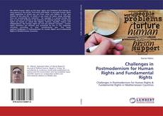 Portada del libro de Challenges in Postmodernism for Human Rights and Fundamental Rights
