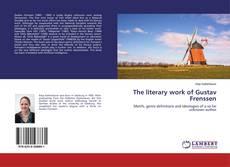 Buchcover von The literary work of Gustav Frenssen