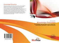 Portada del libro de Knowledge Extraction