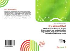 Copertina di Eric Weissel Oval