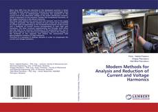 Обложка Modern Methods for Analysis and Reduction of Current and Voltage Harmonics