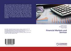 Buchcover von Financial Markets and Services