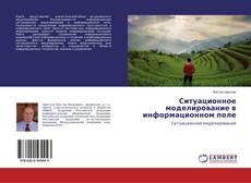 Capa do livro de Ситуационное моделирование в информационном поле