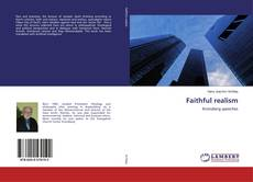 Bookcover of Faithful realism