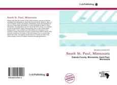 South St. Paul, Minnesota kitap kapağı