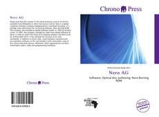 Capa do livro de Nero AG