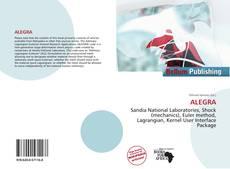 Bookcover of ALEGRA