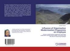 Bookcover of Influence of Organization Modernization Programms on Employee